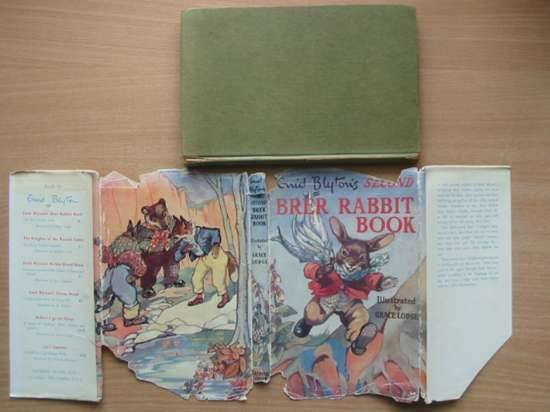 Photo of ENID BLYTON'S SECOND BRER RABBIT BOOK written by Blyton, Enid illustrated by Lodge, Grace published by Latimer House Ltd. (STOCK CODE: 578934)  for sale by Stella & Rose's Books