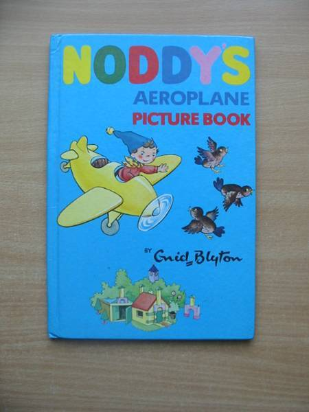 Photo of NODDY'S AEROPLANE PICTURE BOOK written by Blyton, Enid published by Sampson Low, Marston & Co., Dennis Dobson (STOCK CODE: 578987)  for sale by Stella & Rose's Books