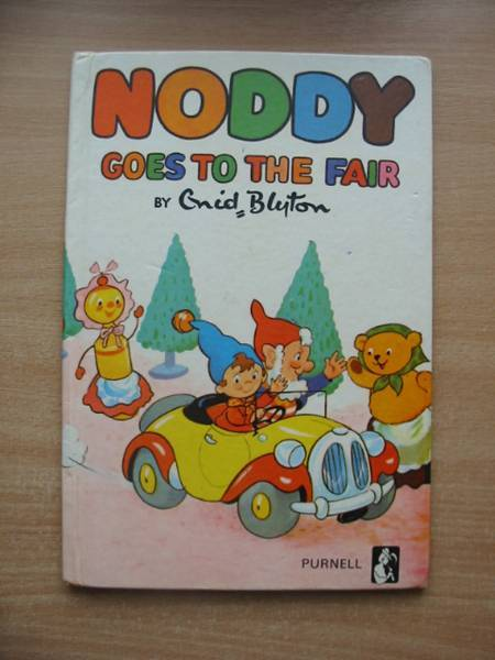 Photo of NODDY GOES TO THE FAIR written by Blyton, Enid published by Purnell (STOCK CODE: 578993)  for sale by Stella & Rose's Books