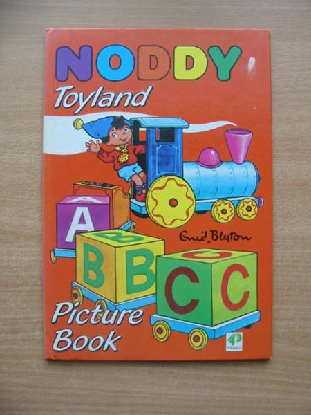 Photo of NODDY TOYLAND ABC PICTURE BOOK written by Blyton, Enid published by Purnell (STOCK CODE: 578999)  for sale by Stella & Rose's Books