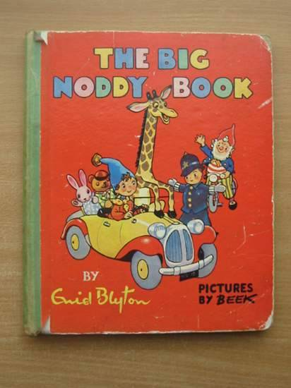 Photo of THE BIG NODDY BOOK- Stock Number: 579316