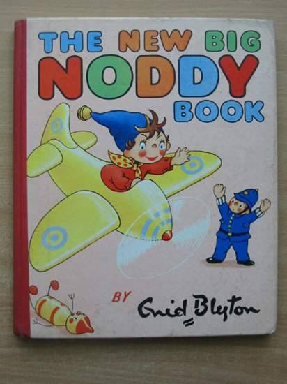 Photo of THE NEW BIG NODDY BOOK- Stock Number: 579434