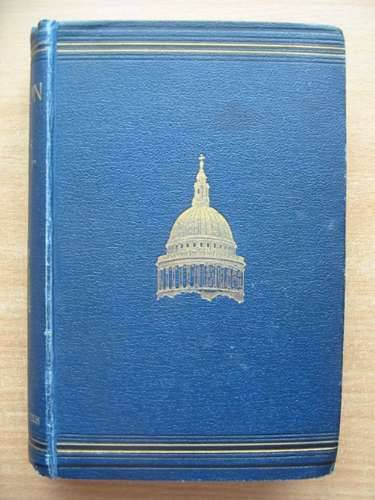 Photo of LONDON written by Besant, Walter published by Chatto & Windus (STOCK CODE: 580745)  for sale by Stella & Rose's Books