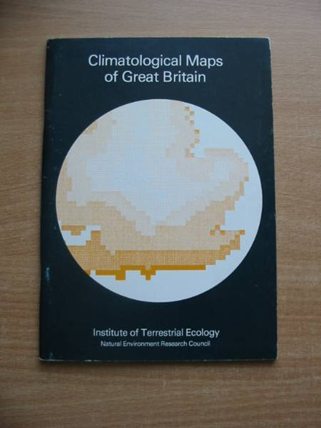 Photo of CLIMATOLOGICAL MAPS OF GREAT BRITAIN written by White, E.J. Smith, R.I. published by Institute Of Terrestrial Ecology (STOCK CODE: 581160)  for sale by Stella & Rose's Books
