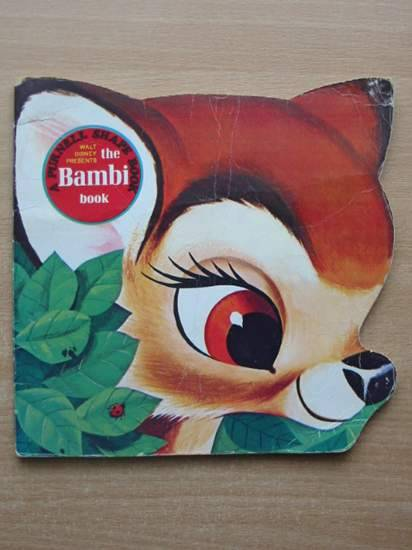 Photo of WALT DISNEY PRESENTS THE BAMBI BOOK written by Disney, Walt<br />Crawford, Mel illustrated by Disney, Walt published by Purnell (STOCK CODE: 581322)  for sale by Stella & Rose's Books