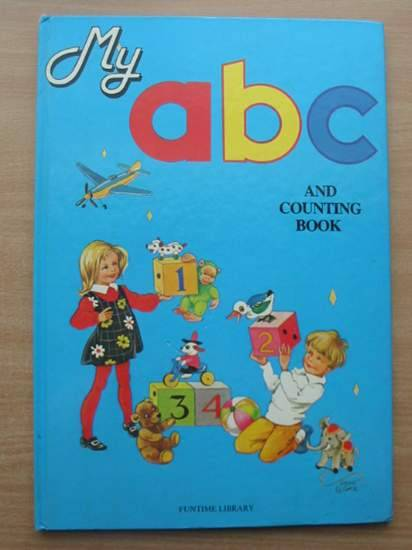 Photo of MY ABC AND COUNTING BOOK written by Cloke, Rene illustrated by Cloke, Rene published by Award Publications (STOCK CODE: 581563)  for sale by Stella & Rose's Books