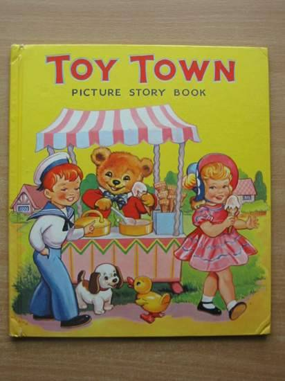 Photo of TOY TOWN PICTURE STORY BOOK- Stock Number: 581582