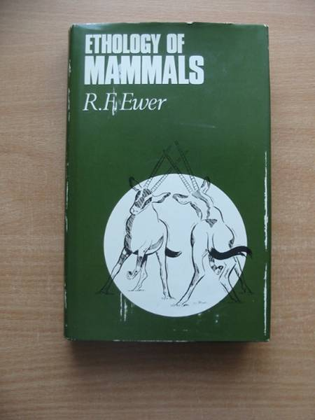 Photo of ETHOLOGY OF MAMMALS written by Ewer, R.F. published by Elek Books (STOCK CODE: 581932)  for sale by Stella & Rose's Books