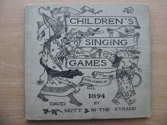 Photo of CHILDREN'S SINGING GAMES- Stock Number: 582089