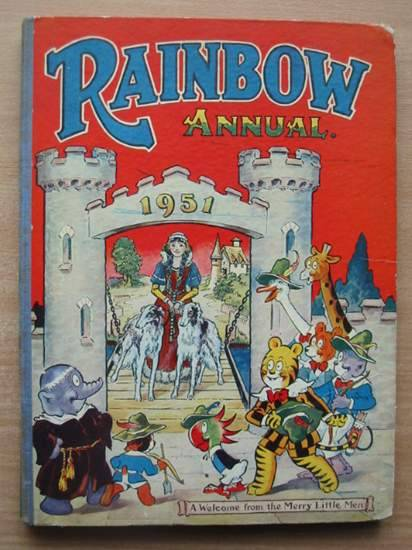 Photo of RAINBOW ANNUAL 1951 published by The Fleetway House (STOCK CODE: 582533)  for sale by Stella & Rose's Books