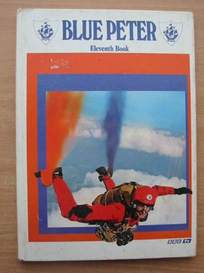 Photo of BLUE PETER ANNUAL No. 11 - ELEVENTH BOOK published by BBC (STOCK CODE: 582632)  for sale by Stella & Rose's Books