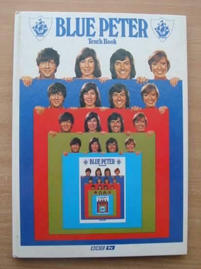 Photo of BLUE PETER ANNUAL No. 10 - TENTH BOOK- Stock Number: 582633