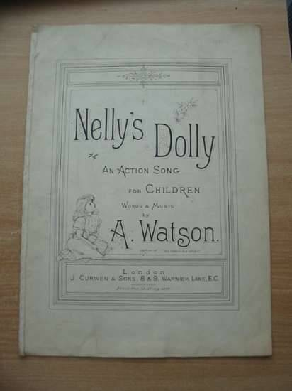 Photo of NELLY'S DOLLY- Stock Number: 583430