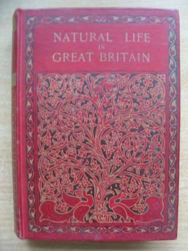 Photo of NATURAL LIFE IN GREAT BRITAIN ANIMALS AND BIRDS written by Simpson, A. Nicol