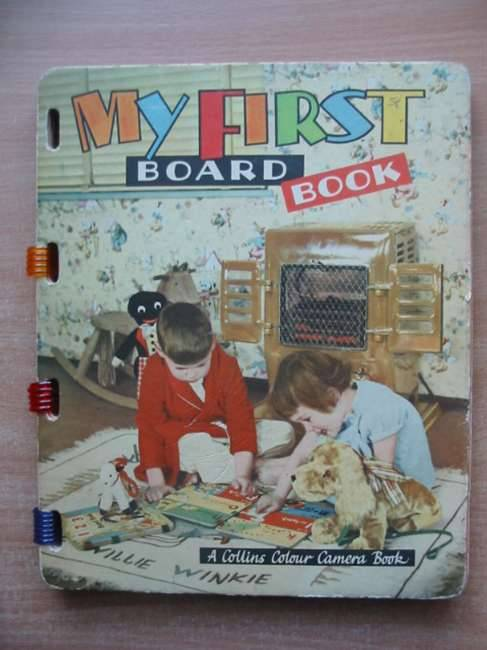 Photo of MY FIRST BOARD BOOK published by Collins Colour Camera Books (STOCK CODE: 584915)  for sale by Stella & Rose's Books