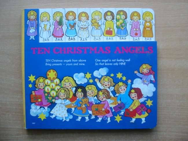 Photo of TEN CHRISTMAS ANGELS- Stock Number: 584924