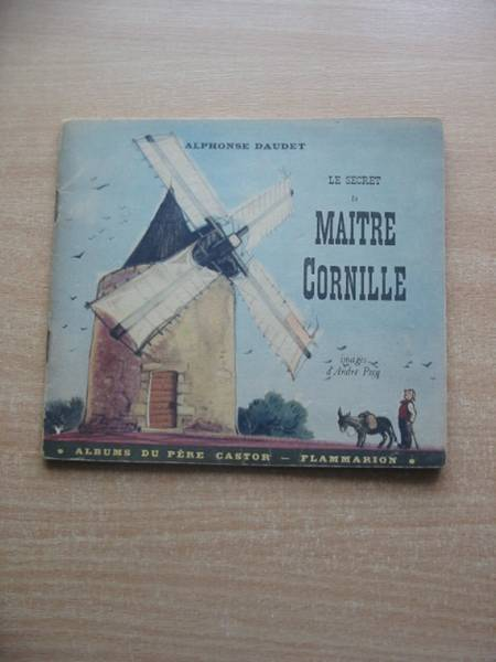 Photo of LE SECRET DE MAITRE CORNILLE written by Daudet, Alphonse illustrated by Pecq, Andre published by Flammarion (STOCK CODE: 585075)  for sale by Stella & Rose's Books