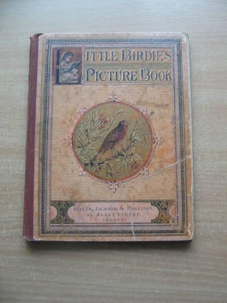 Photo of LITTLE BIRDIE'S PICTURE BOOK- Stock Number: 585087