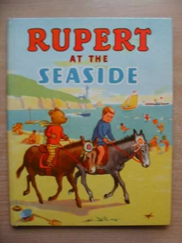 Photo of RUPERT AT THE SEASIDE- Stock Number: 585457