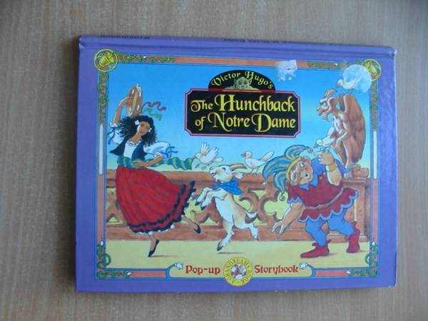 Photo of VICTOR HUGO'S THE HUNCHBACK OF NOTRE DAME- Stock Number: 585681