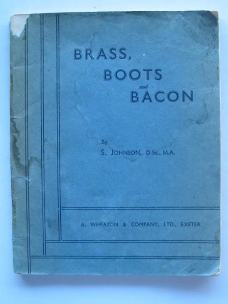 Photo of BRASS, BOOTS AND BACON- Stock Number: 585724