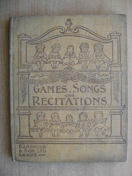 Photo of GAMES, SONGS AND RECITATIONS- Stock Number: 586195