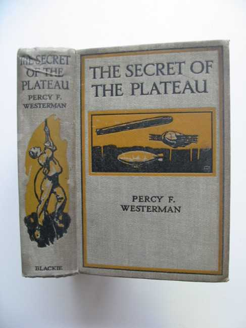 Photo of THE SECRET OF THE PLATEAU- Stock Number: 586361