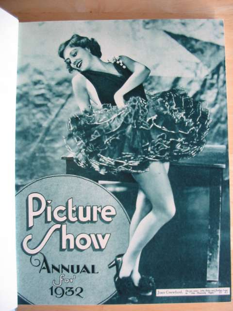 Photo of PICTURE SHOW ANNUAL 1932 published by The Amalgamated Press (STOCK CODE: 586406)  for sale by Stella & Rose's Books