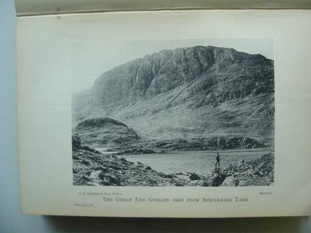 Photo of ROCK-CLIMBING IN THE ENGLISH LAKE DISTRICT written by Jones, Owen Glynne published by G.P. Abraham (STOCK CODE: 586420)  for sale by Stella & Rose's Books