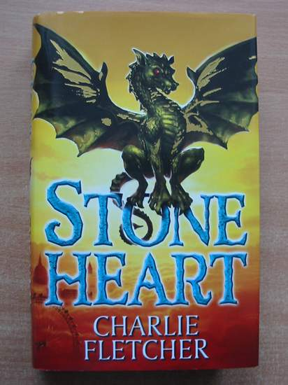 Photo of STONE HEART written by Fletcher, Charlie published by Hodder Children's Books (STOCK CODE: 586901)  for sale by Stella & Rose's Books