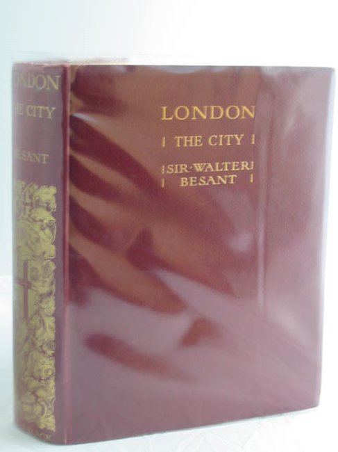 Photo of THE SURVEY OF LONDON written by Besant, Walter published by Adam & Charles Black (STOCK CODE: 587294)  for sale by Stella & Rose's Books