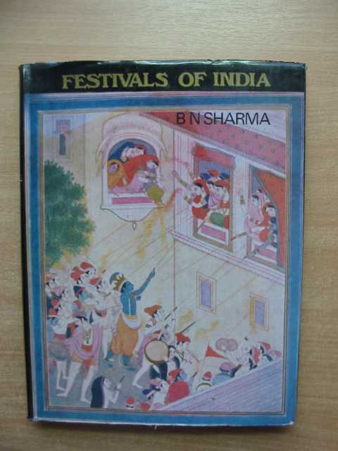 Photo of FESTIVALS OF INDIA written by Sharma, Brijendra Nath published by Abhinav Publications (STOCK CODE: 587906)  for sale by Stella & Rose's Books