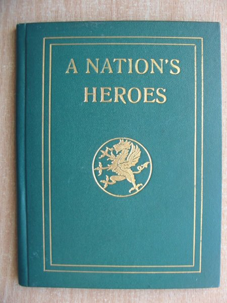 Photo of A NATION'S HEROES written by Magister, Artium published by The Educational Publishing Co. Ltd. (STOCK CODE: 588302)  for sale by Stella & Rose's Books