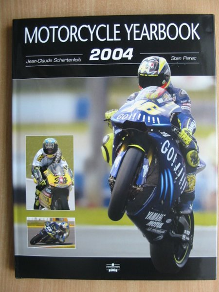 Photo of THE MOTORCYCLE YEARBOOK 2004-2005- Stock Number: 588754