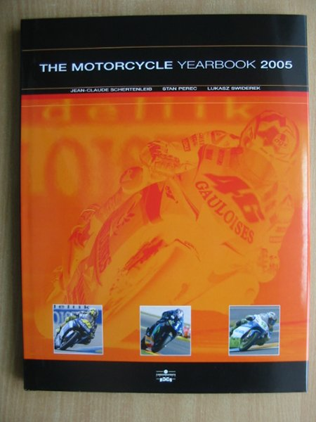 Photo of THE MOTORCYCLE YEARBOOK 2005- Stock Number: 588755