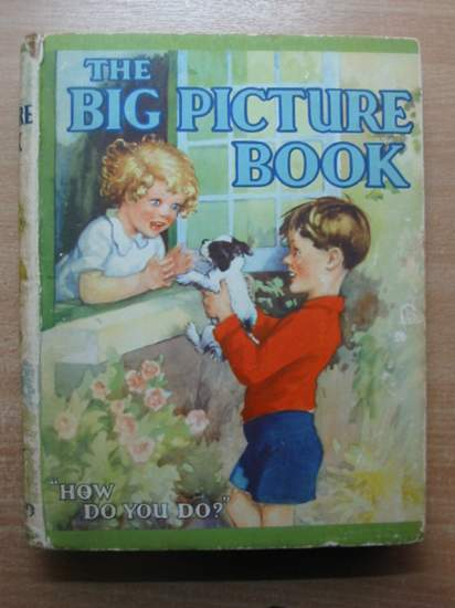 Photo of THE BIG PICTURE BOOK written by Strang, Mrs. Herbert published by Humphrey Milford, Oxford University Press (STOCK CODE: 588845)  for sale by Stella & Rose's Books