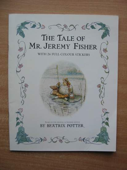 Photo of THE TALE OF MR. JEREMY FISHER- Stock Number: 588869