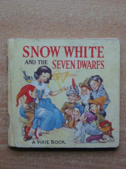 Photo of SNOW WHITE AND THE SEVEN DWARFS illustrated by Cloke, Rene published by Collins (STOCK CODE: 588935)  for sale by Stella & Rose's Books