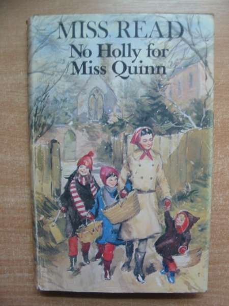 Photo of NO HOLLY FOR MISS QUINN- Stock Number: 589276