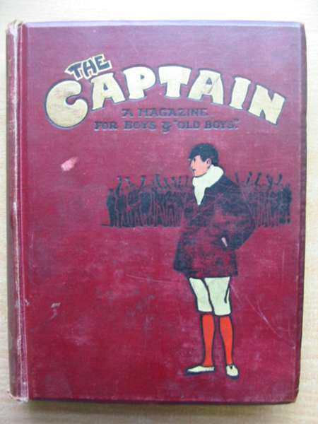 Photo of THE CAPTAIN VOL XXI written by The Old Fag,  illustrated by Soper, George<br />et al.,  published by George Newnes Ltd. (STOCK CODE: 589287)  for sale by Stella & Rose's Books