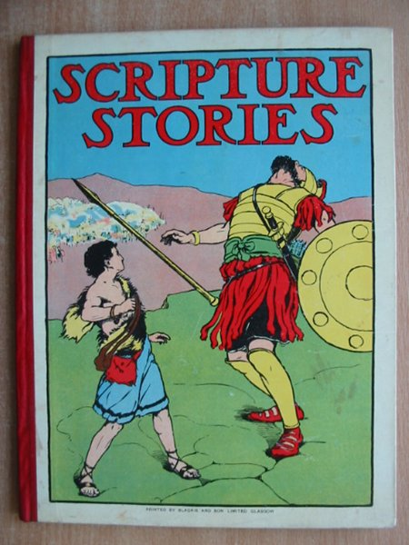 Photo of SCRIPTURE STORIES published by Blackie & Son Ltd. (STOCK CODE: 589487)  for sale by Stella & Rose's Books