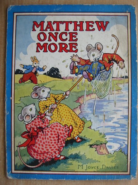 Photo of MATTHEW ONCE MORE written by Davies, M. Joyce illustrated by Davies, M. Joyce published by The Readers Library Publishing Co. Ltd. (STOCK CODE: 589794)  for sale by Stella & Rose's Books