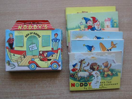 Photo of NODDY'S ARK OF BOOKS- Stock Number: 589971