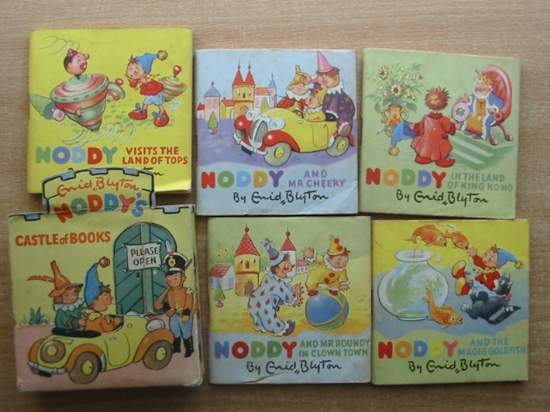 Photo of NODDY'S CASTLE OF BOOKS- Stock Number: 591408