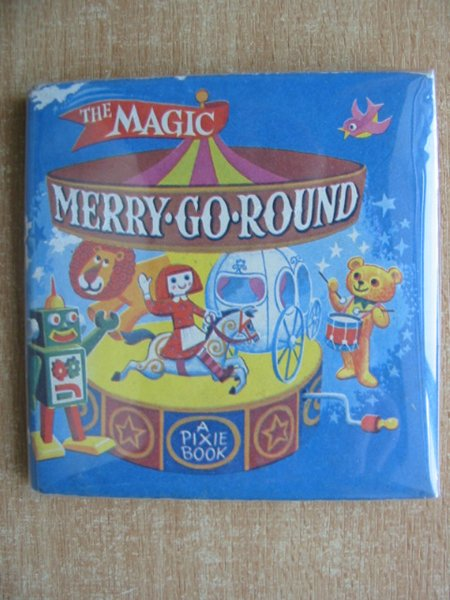 Photo of THE MAGIC MERRY-GO-ROUND illustrated by Woodward, Ken published by Collins (STOCK CODE: 591536)  for sale by Stella & Rose's Books