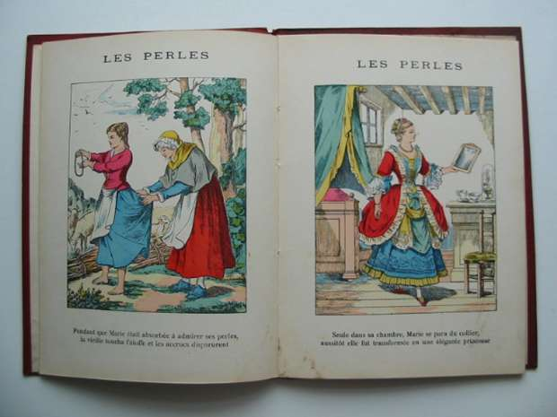 Photo of LES PERLES published by Vagne (STOCK CODE: 591542)  for sale by Stella & Rose's Books