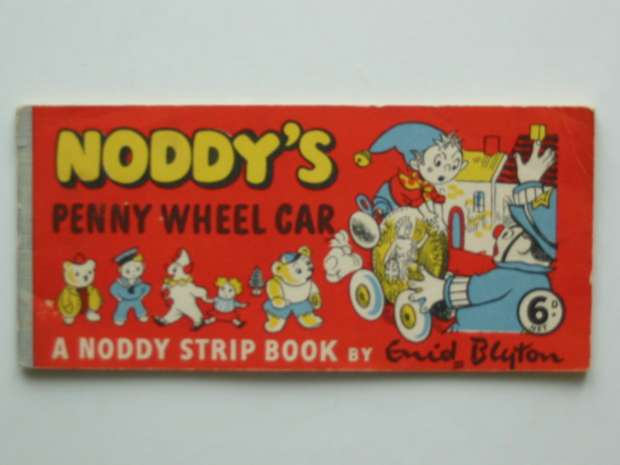 Photo of NODDY'S PENNY WHEEL CAR written by Blyton, Enid published by Sampson Low (STOCK CODE: 591563)  for sale by Stella & Rose's Books