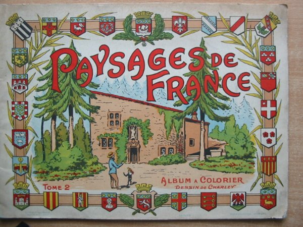 Photo of PAYSAGES DE FRANCE TOME 2- Stock Number: 591737