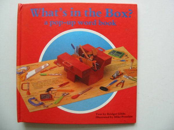 Photo of WHAT'S IN THE BOX? written by Gibbs, Bridget illustrated by Peterkin, Mike published by Guild Publishing (STOCK CODE: 591793)  for sale by Stella & Rose's Books
