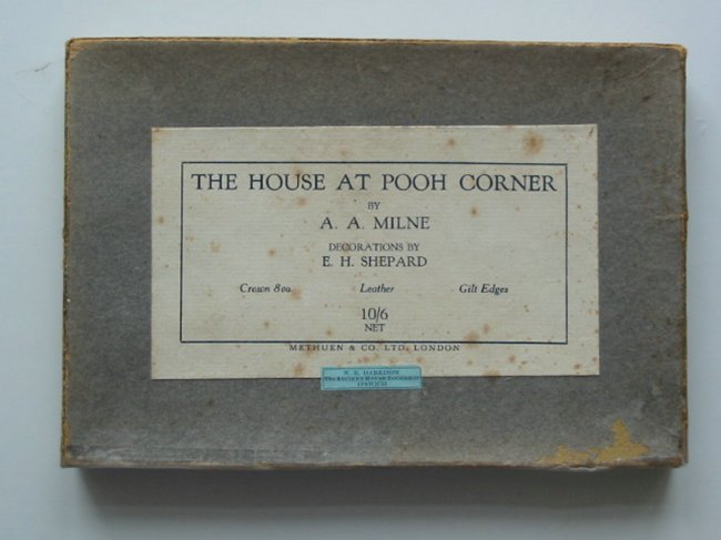 Photo of THE HOUSE AT POOH CORNER- Stock Number: 592059